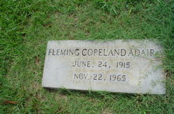 Fleming Copeland Adair