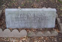 Harvey H Allen
