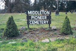 Middleton Pioneer Cemetery