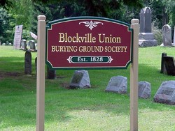 Blockville Union Burial Ground