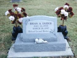 Brian A. Snider