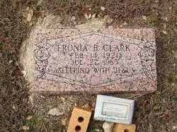 Fronia B. Clark