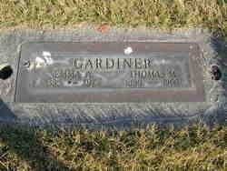 Thomas M Gardiner