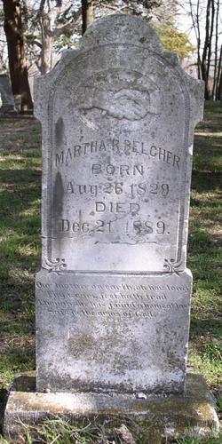 Martha R Belcher