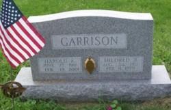 Harold K Garrison