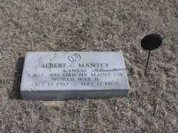 Sgt Albert C. Mantey