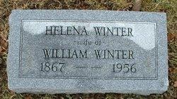 Helena J. Lena <i>Witt</i> Winter