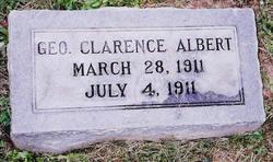 George Clarence Albert