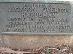 Jackson Overton Hardeman