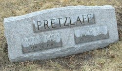 Bertha M. Bettie <i>Trebes</i> Pretzlaff