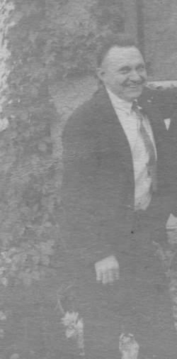 Calvin Tompkins Lucy, Sr