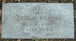 Louie Helmer Brandt