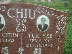 Yuk Yee Chiu