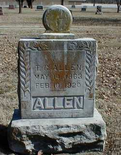 Thomas Grant Allen