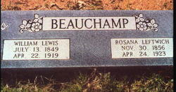 William Lewis Beauchamp