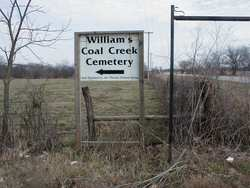 Williams Coal Creek Cemetery