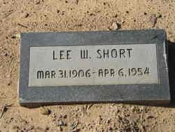 Lee Waland Short