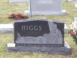 Phyllis Maxine <i>Brendel</i> Higgs