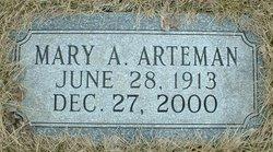 Mary A. <i>Kinsella</i> Arteman