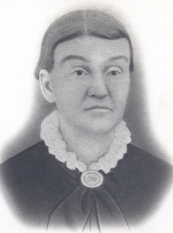 Almira Richardson <i>Crook</i> Bass