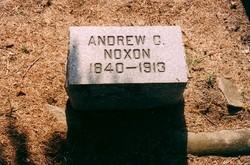 Andrew C Noxon
