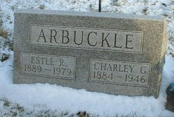 Charles Grover Charley Arbuckle