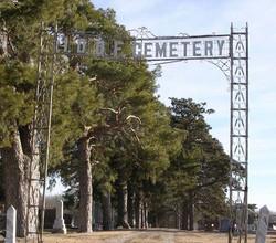 Clifton IOOF Cemetery
