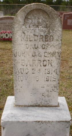 Mildred Barron