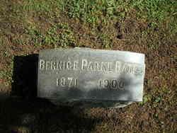 Bernice <i>Parke</i> Bates