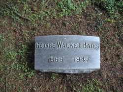 George Walker Bates