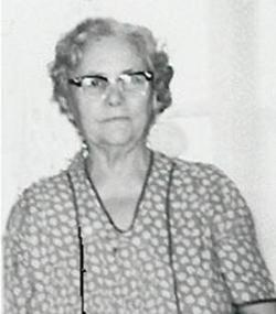 Mable Margaret <i>Wilson</i> Dagsen