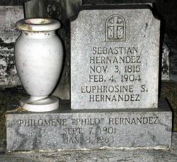 Euphrosine <i>Sonnier</i> Hernandez
