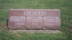 Alvin Burgess