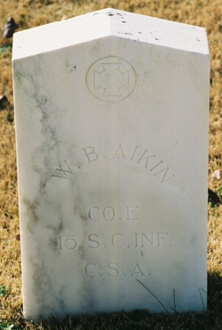 Pvt William Blair Aiken