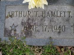 Arthur T. Hamlett, Jr
