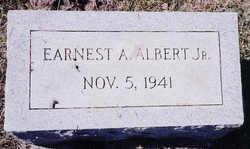 Earnest A Albert, Jr