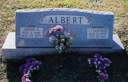 Annie K Albert