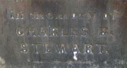 Dr Charles Bellinger Tate Stewart