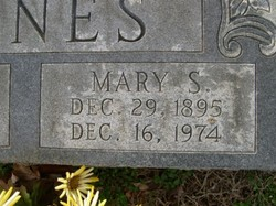 Mary Savannah Jones