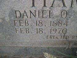 Daniel Oliver Dan Hamlett