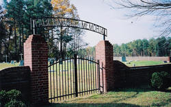 Tabernacle Memorial Cemetery