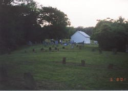 Old Ox Primitive Baptist Church Cemetery