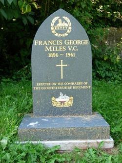 Pvt Francis George Miles
