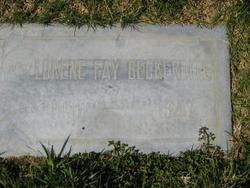 Lorene Fay <i>Estabrook</i> Beckerdite