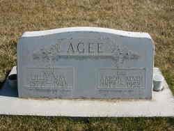 Lillie May <i>Donahue</i> Agee