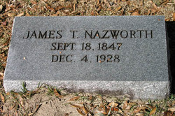 James Thomas Nazworth