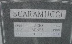 Adalgida Agnes <i>Rastelli</i> Scaramucci