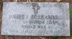Sgt Julius E Juicy Scaramucci