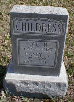 Nancy J <i>Glenn</i> Childress