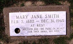 Mary Jane <i>Powell</i> Smith